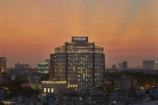 Hotel Nikko Saigon Außenaufnahme