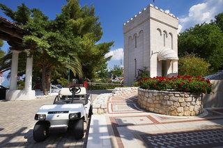 Hotel Acrotel Athena Pallas Garten