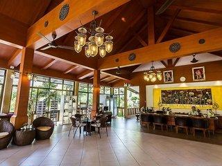 Hotel Coco Palm Beach Resort Samui Lounge/Empfang