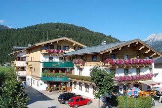 Hotel Edelweiss Hochfilzen Außenaufnahme