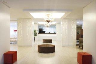 Hotel Morlans Garden Lounge/Empfang