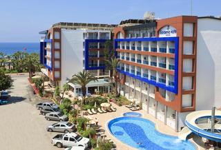 Hotel Gardenia Hotel Außenaufnahme