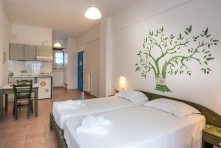 Hotel Kirki Village Wohnbeispiel
