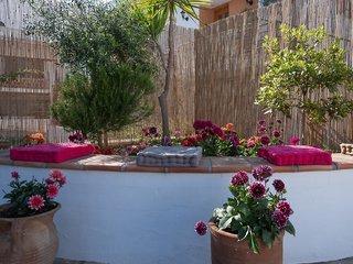 Hotel Kirki Village Garten