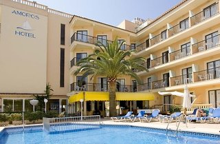 Hotel Amoros Außenaufnahme
