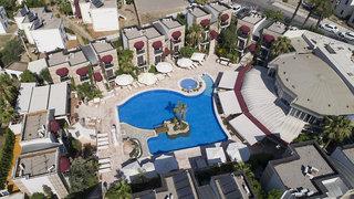 Hotel Bodrium Luxury Hotel & YouSpa Luftaufnahme