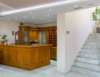 Hotel Anita Beach Lounge/Empfang