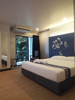 Hotel Days Inn Patong Beach Wohnbeispiel