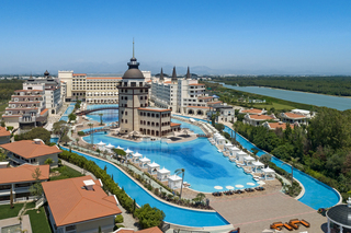 Hotel Titanic Mardan Palace Resort Außenaufnahme