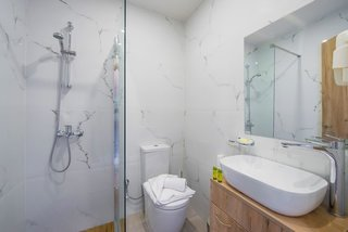 Hotel City Green Hotel - Erwachsenenhotel Badezimmer