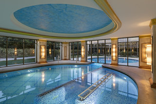 Hotel Titanic Mardan Palace Resort Hallenbad