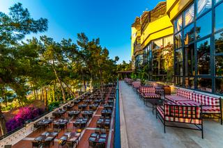 Hotel Grand Yazici Club Marmaris Palace Terasse