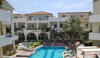 Hotel Dimitrios Village Beach Resort Außenaufnahme