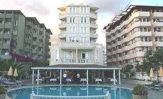 Hotel Azak Außenaufnahme