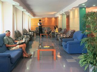 Hotel Golden Donaire Beach Lounge/Empfang