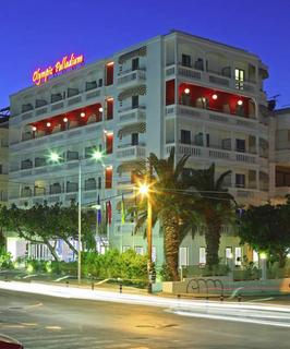 Hotel Olympic Palladium Außenaufnahme