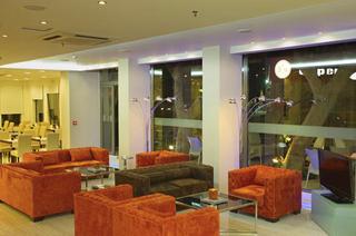 Hotel Olympic Palladium Lounge/Empfang