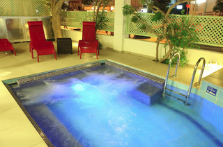 Hotel Olympic Palladium Pool