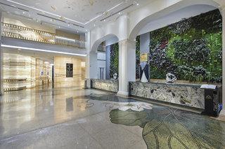 Hotel Granada Luxury Belek Lounge/Empfang