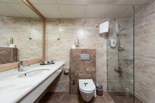 Hotel Aska Grand Prestige Hotel & SPA Badezimmer