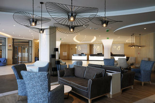 Hotel Astoria Mare Lounge/Empfang