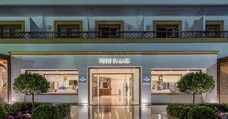 Hotel Mitsis Petit Palais Außenaufnahme