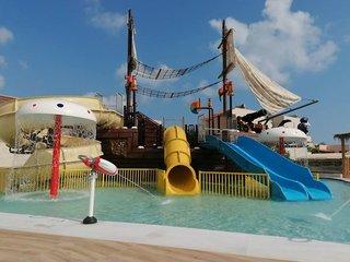 Hotel Cactus Beach Kinder