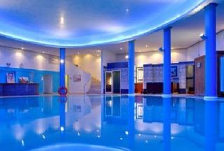 Hotel Corfu Palace Hallenbad