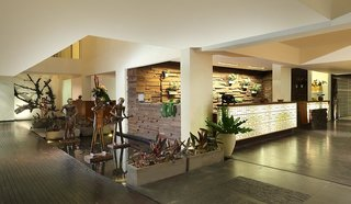 Hotel The Akmani Legian Lounge/Empfang
