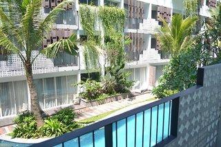 Hotel The Akmani Legian Außenaufnahme