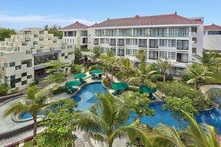 Hotel Bali Nusa Dua Hotel & Convention Außenaufnahme