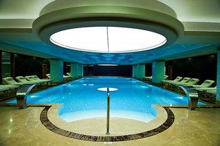 Hotel Ramada Plaza by Wyndham Antalya Hallenbad