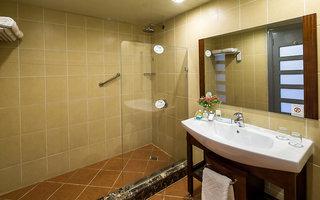 Hotel COOEE Caribbean World Soma Bay Badezimmer