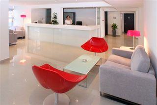 Hotel Amorgos Boutique Hotel Lounge/Empfang