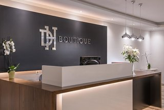 Hotel Dore Hotel Lounge/Empfang
