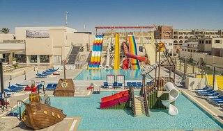 Hotel Amarina Abu Soma Resort & Aquapark Pool