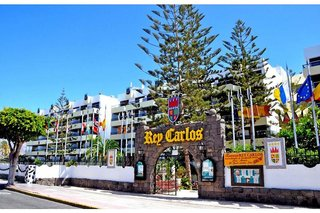 Hotel Rey Carlos Außenaufnahme