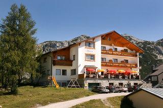 Hotel Alpenrose Außenaufnahme