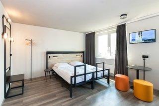 Hotel a&o Stuttgart City Wohnbeispiel