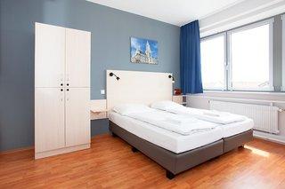 Hotel a&o München Laim Wohnbeispiel