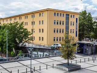 Hotel a&o Stuttgart City Außenaufnahme