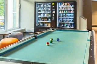 Hotel a&o Stuttgart City Sport und Freizeit
