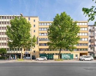 Hotel a&o Frankfurt Galluswarte Hotel & Hostel Außenaufnahme