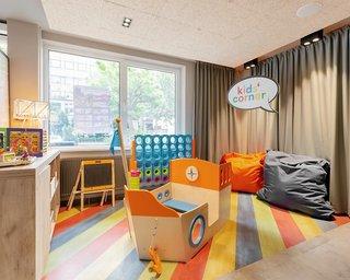 Hotel a&o Frankfurt Galluswarte Hotel & Hostel Kinder