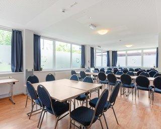 Hotel a&o Frankfurt Galluswarte Hotel & Hostel Konferenzraum