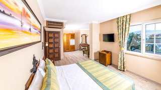 Hotel Grand Yazici Club Marmaris Palace Wohnbeispiel