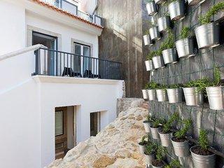 Hotel Hello Lisbon Castelo Apartments Terasse