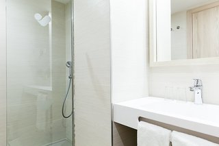 Hotel SENTIDO Hotel Diamant Badezimmer