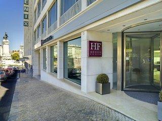 Hotel HF Fenix Garden Außenaufnahme