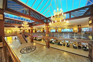 Hotel Eftalia Aqua Resort Lounge/Empfang